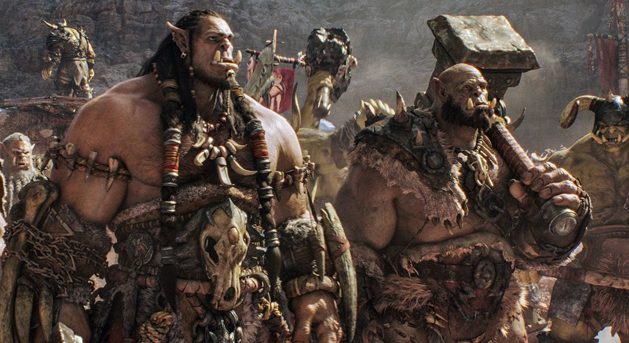 The orcs's search for a homeland unexpected humanizes them.