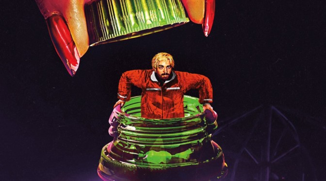 Good Time (2017): An Ultra-Gritty Crime Caper
