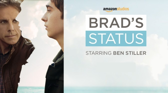 Brad's Status (2017): A Self-centered Midlife Crisis