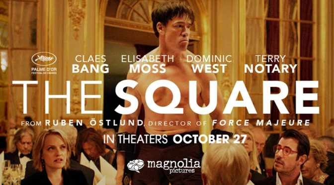 The Square (2017): High Art Satire