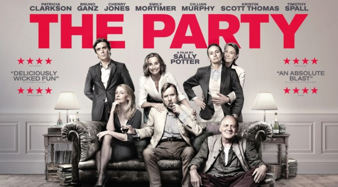 The Party (2018): High-class Soap Opera